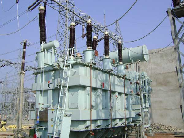electrical transformer oil purification